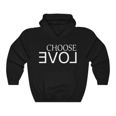 CHOOSE LOVE Unisex Heavy Blend™ Hooded Sweatshirt