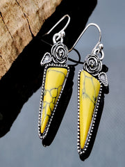 Vintage Elegant Tophus Earrings