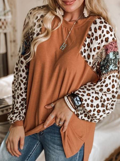 Long Sleeve Casual Shirts & Tops
