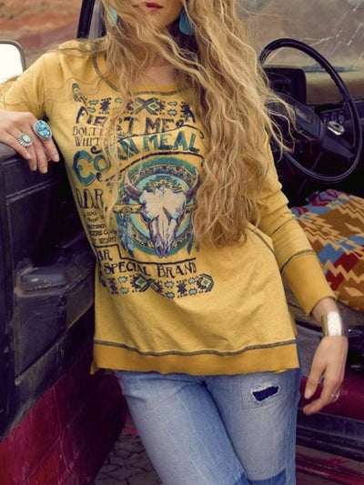 Tribal Vintage Shirts & Tops