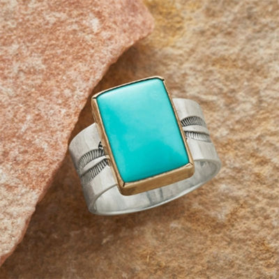Light Turquoise Ring
