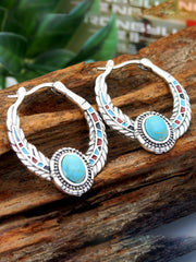 Vintage Turquoise Earrings