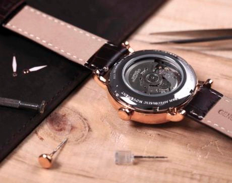 How often should automatic watches be serviced?