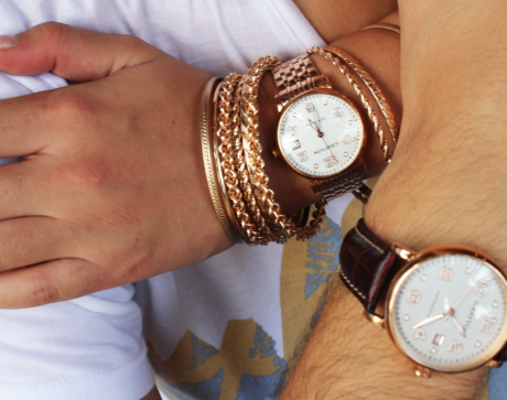 4 Reasons to Love a Grayton Rose Gold Watch