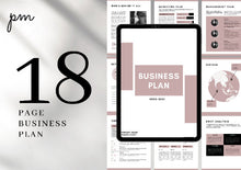 Load image into Gallery viewer, New Business Online Women's Boutique Kit - Shoe Vendor,Jewelry Vendor,Social Media,Business Card,Content Calendar,Business Plan,Newsletter