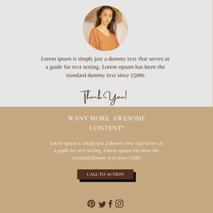 10 Neutral Instagram Post Templates - Instagram Post Template, Bloggers, Coaches, Writers, Lifestyle, Engagement Post, Canva Templates