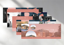 Load image into Gallery viewer, 10 Real Estate Agent Facebook Cover Templates, Real Estate Banner Photo Header, Canva Realtor Marketing Graphics, Editable Branding