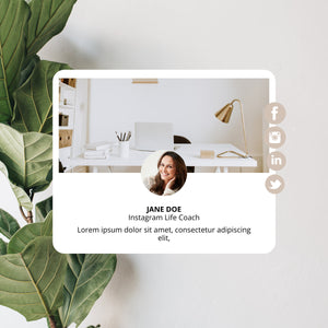 40 Notifications and Reminders Instagram Templates - Instagram Templates Bundle, Social Media Templates, Notification And Engagement Booster