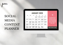 Load image into Gallery viewer, Neutral Coaching Kit - Blogger's Workbook Template, Neutral Instagram Template, Social Media Content Planner, Lifestyle Coach, Coaches