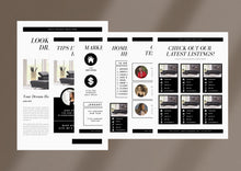 Load image into Gallery viewer, Real Estate Email Kit - Modern Templates, Email Template, Email Header, Real Estate Marketing Tools, Realtor Kit, Instant Download, Canva