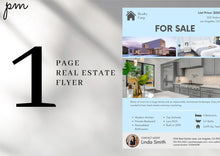 Load image into Gallery viewer, Realtor Kit-Modern Templates, Email Signature, MLS Listing Banner, Real Estate Flyer, Facebook Cover, Home Buyer & Seller Questionnaire