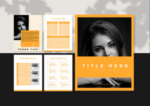 Lead Magnet eBook Template - Course Workbook Template, Opt-in Checklist, Workbook Canva Templates, Lead Magnet Bundle, Lead Magnet Canva