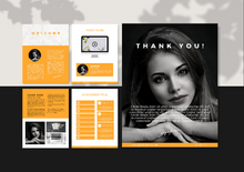 Load image into Gallery viewer, Workbook Canva Templates - eBook Creator Templates, Opt-in Freebie Templates, Worksheet Lead Magnet, Lead Magnet, Lead Magnet for Coaches,