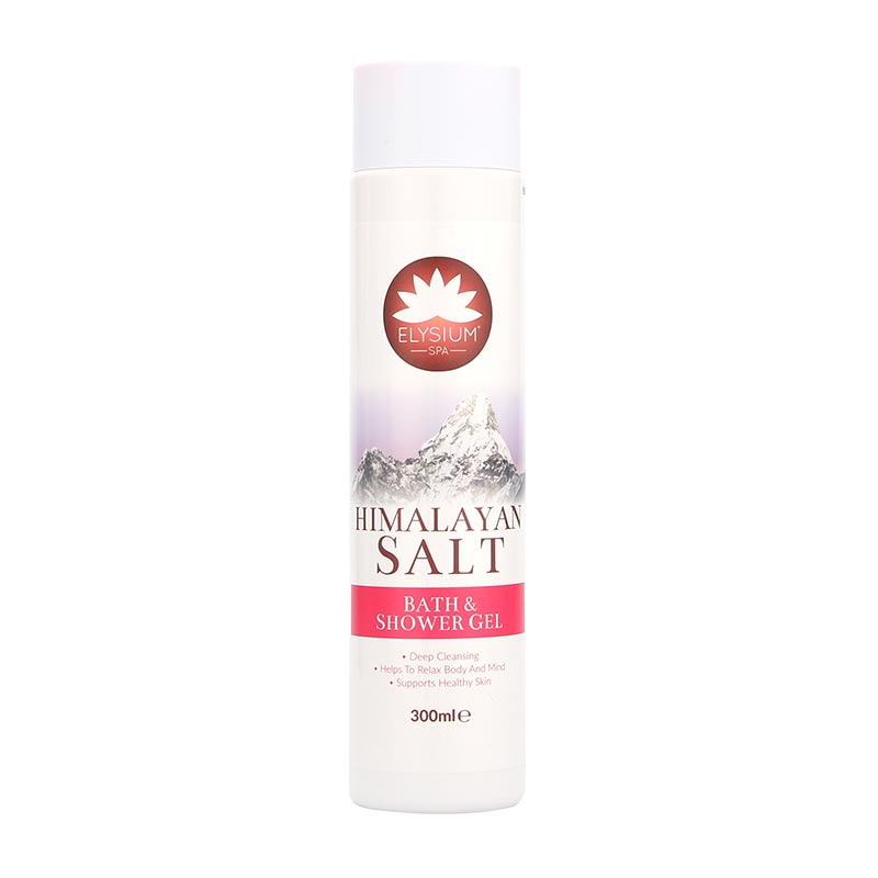 Elysium Spa Himalayan Salt Shower Gel 300ml