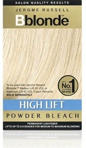 Jerome Russel Bblonde High Lift Powder Bleach