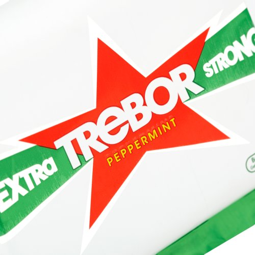 Trebor Extra Strong 4Pack