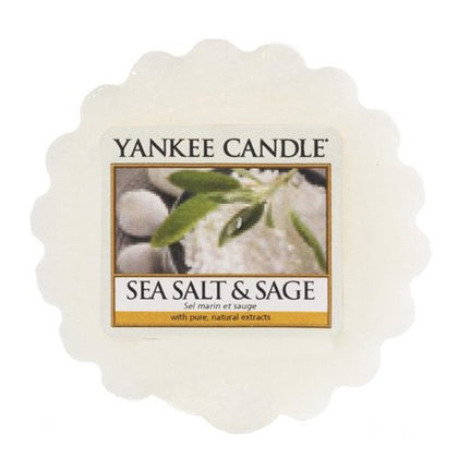 Yankee Melt Sea Salt & Sage 8 Hours