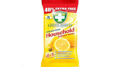 Green Sheild A-B Household Surface Wipes