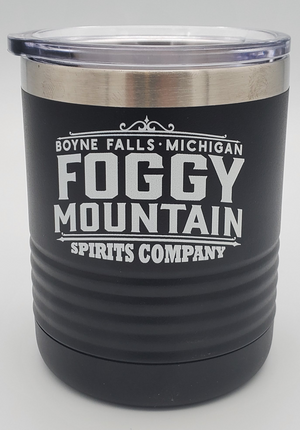 LOW BOY 10 OZ INSULATED ROCKS TUMBLER