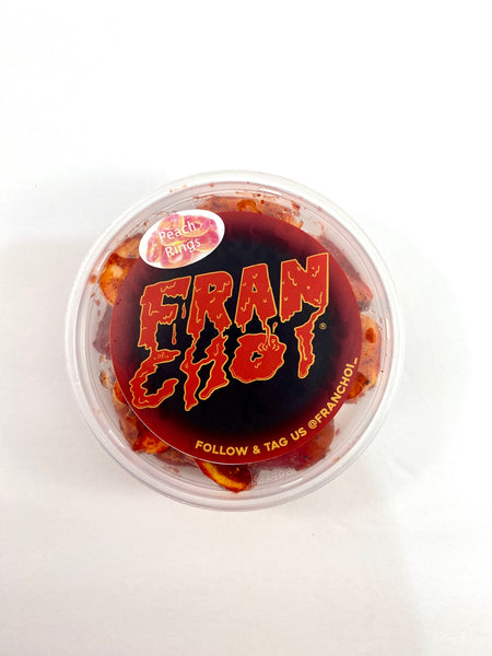 FranChoi Peach Rings Candy