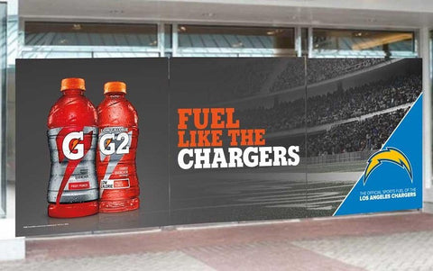PTTGatorade and the Chargers (2017)