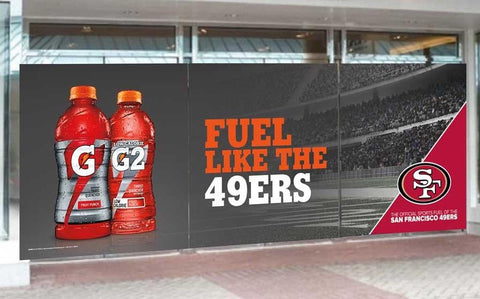 PTTGatorade and the 49ers (2017)