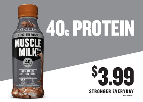 Muscle Milk 40g Protein