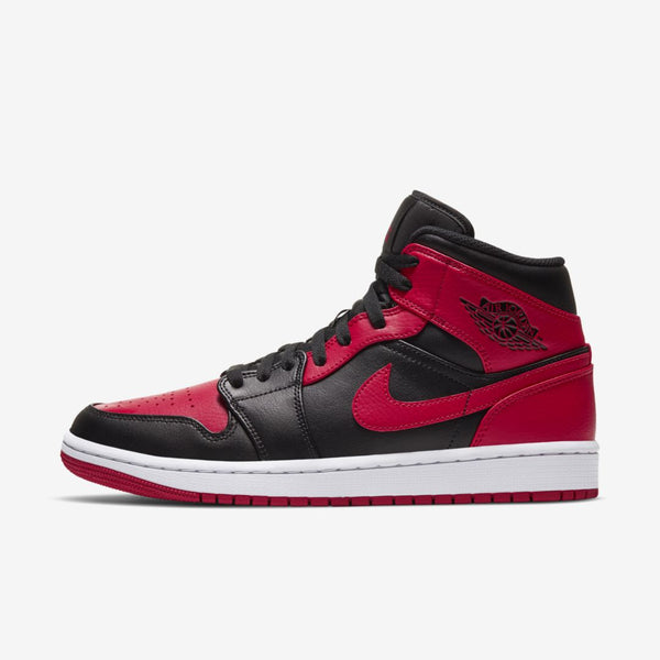 Nike Air Jordan 1 Mid Basketball Shoes