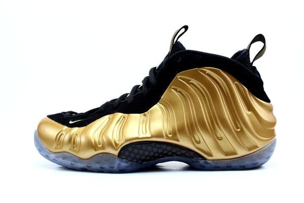 "Nike Air Foamposite One ""METALLIC GOLD"""