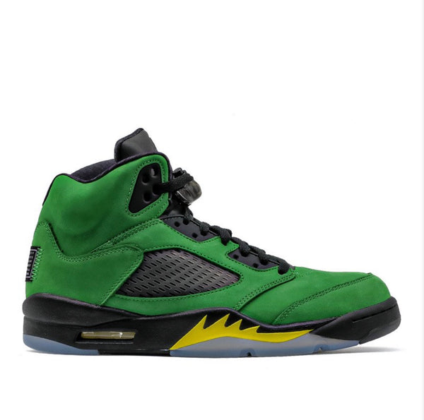 "Nike Air Jordan 5 Retro SE ""Oregon"""