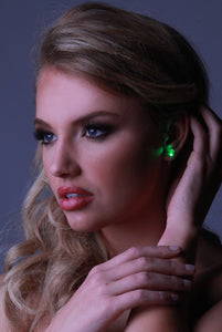 LED Earrings-Rainbow