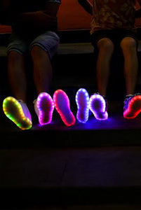 Light up Shoes - Black