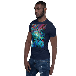 Abstract Art Short-Sleeve Unisex T-Shirt