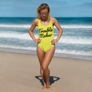 Trouble Maker One-Piece Swimsuit