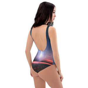 UFO One-Piece Swimsuit