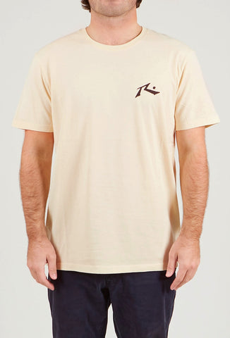 LAYER CAKE SHORT SLEEVE TEE - SABLE