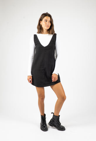 DAZZLE DRESS - BLACK
