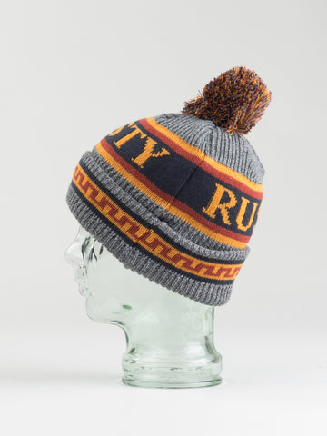 BEACON BEANIE - GREY MARLE