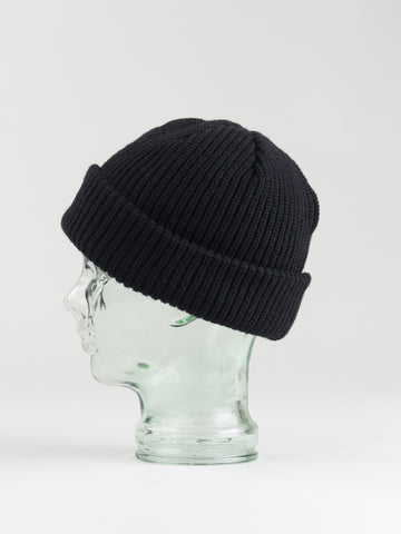UNION BEANIE - BLACK