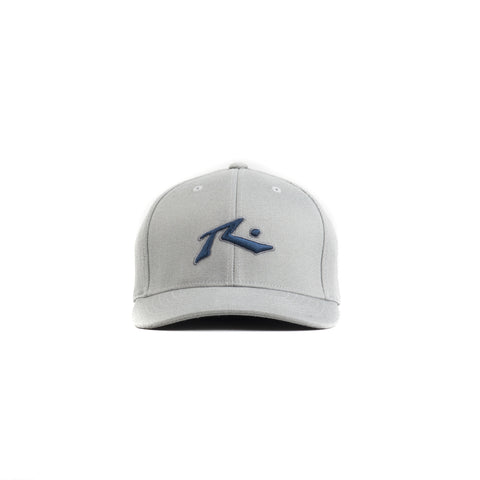 CHRONIC 4 FLEXFIT CAP - FROST GREY
