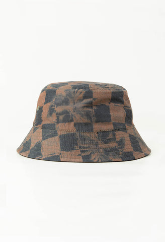 DIRTBAG REVERSIBLE BUCKET HAT - VINTAGE BLACK
