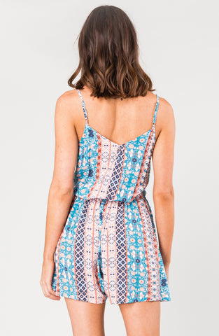 HOTEL ROSA PLAYSUIT - STILLWATER