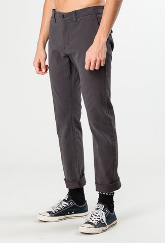 JOHNNY CHINO PANT - NOIR