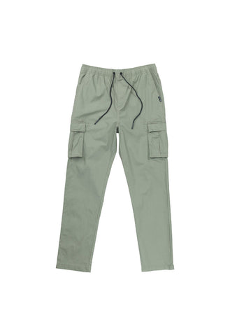LOST CARGO BEACH PANT - ARMY