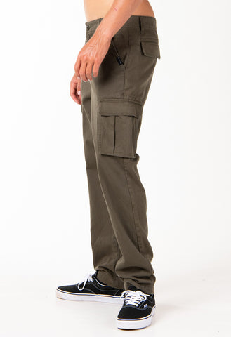 MANILA CARGO PANT - RIFLE GREEN