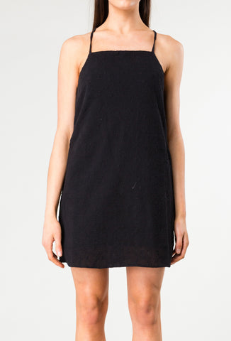 DREAMER BEACH 2 DRESS - BLACK