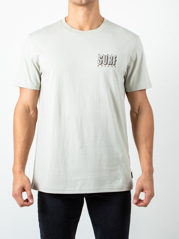 ECO WARRIER SHORT SLEEVE TEE - BEIGE FOG