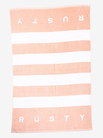 CLEAN SLATE TOWEL - MISTY ROSE