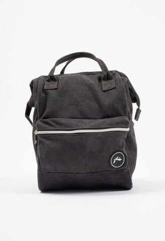 MARTY CARRY BACKPACK - BLACK WASH