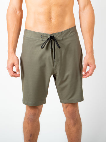 COMPETITION BOARDSHORT - ARMY GREEN